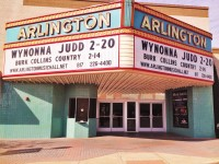 Arlington Music hall 2015 Marquee